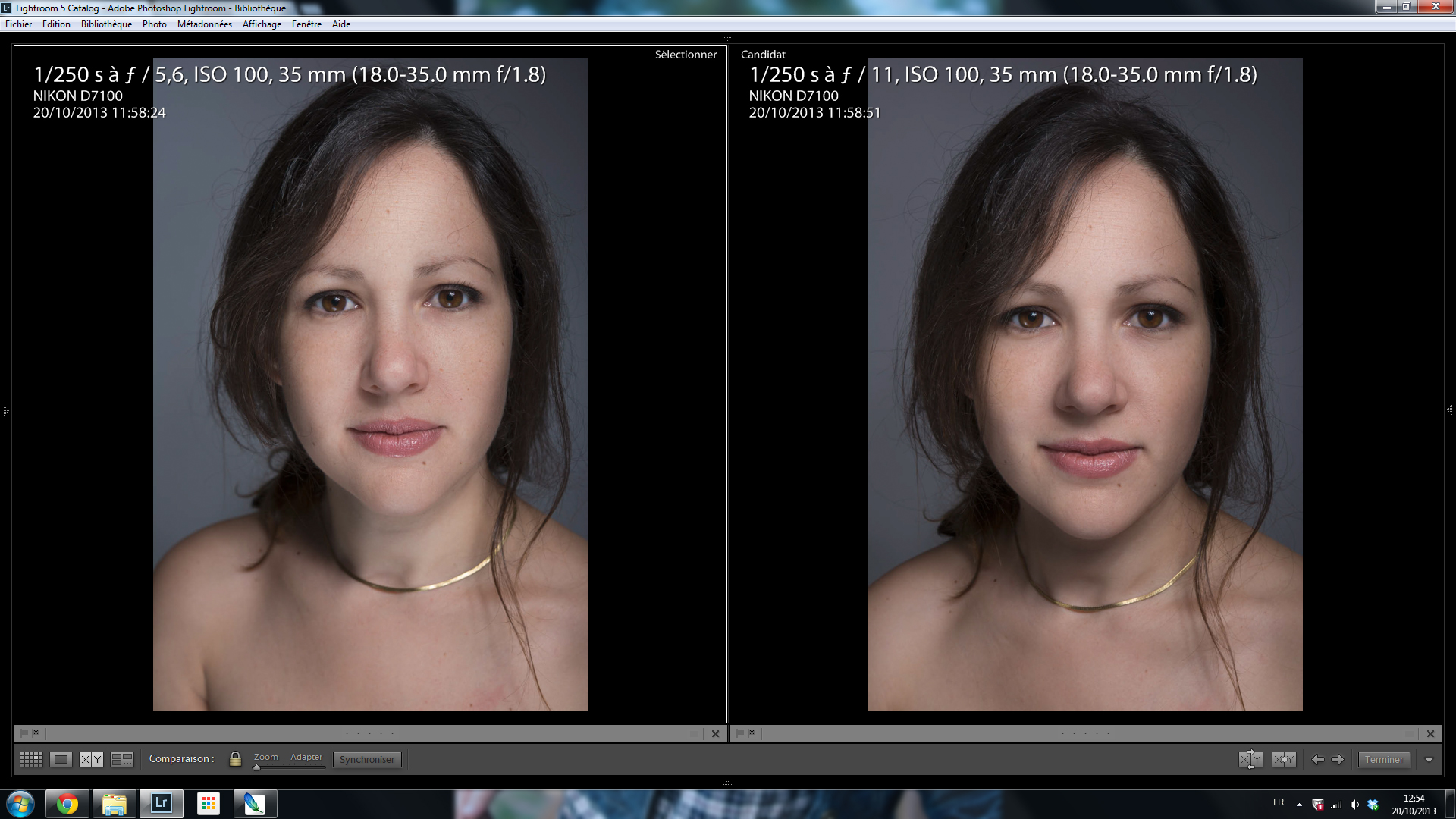 Sigma 18-35 1.8 Art 5.6 vs 11